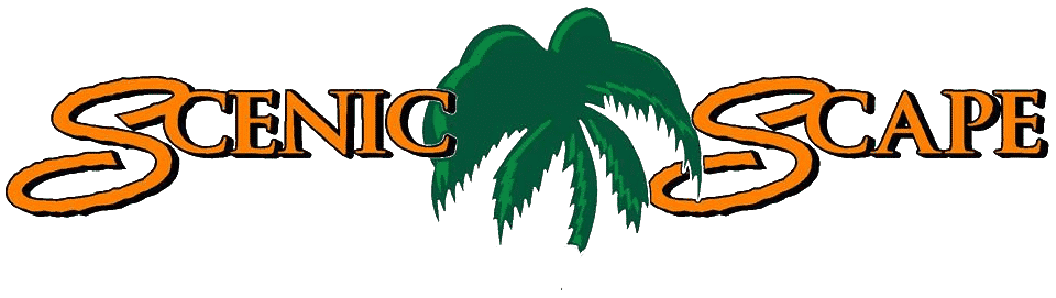 ScenicScape Landscaping, Lawn Care, and Irrigation Logo 05